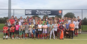 Whitchurch Hockey Academy, Parents and Helpers