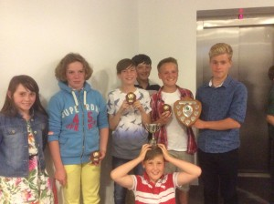 County Under 13 Awards